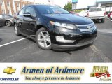 2013 Black Chevrolet Volt  #83169886