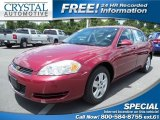 2006 Sport Red Metallic Chevrolet Impala LT #83170077