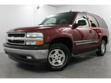 2005 Sport Red Metallic Chevrolet Tahoe LS 4x4 #83169660