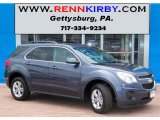 2013 Atlantis Blue Metallic Chevrolet Equinox LT AWD #83206341