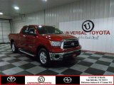 2012 Barcelona Red Metallic Toyota Tundra Double Cab #83205898