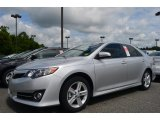 2013 Classic Silver Metallic Toyota Camry SE #83205994