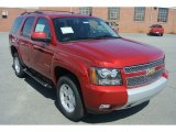 2013 Crystal Red Tintcoat Chevrolet Tahoe LT 4x4 #83206426