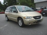 2000 Chrysler Town & Country Champagne Pearl