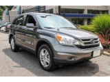 2011 Polished Metal Metallic Honda CR-V EX-L 4WD #83205978
