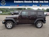 2013 Rugged Brown Pearl Jeep Wrangler Unlimited Sport S 4x4 #83205960