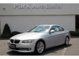 2011 Titanium Silver Metallic BMW 3 Series 328i Coupe #83205866