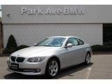 2011 Titanium Silver Metallic BMW 3 Series 335i xDrive Coupe #83205865
