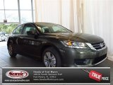2013 Hematite Metallic Honda Accord LX Sedan #83205750