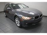 2013 Mineral Grey Metallic BMW 3 Series 320i Sedan #83206311