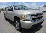 2008 Silver Birch Metallic Chevrolet Silverado 1500 LS Extended Cab #83206397
