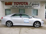 2013 Classic Silver Metallic Toyota Camry SE V6 #83205849