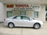 2013 Classic Silver Metallic Toyota Camry L #83205847