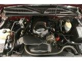 2002 Chevrolet Silverado 1500 LS Crew Cab 6.0 Liter OHV 16-Valve Vortec V8 Engine