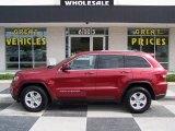 2014 Deep Cherry Red Crystal Pearl Jeep Grand Cherokee Laredo #83206293