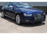 2014 Estoril Blue Crystal Audi S4 Premium plus 3.0 TFSI quattro #83206486