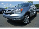 2010 Glacier Blue Metallic Honda CR-V EX-L AWD #83206375