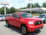 2011 Radiant Red Toyota Tundra TRD Rock Warrior Double Cab 4x4 #83206137