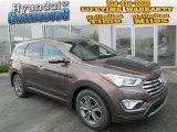 2013 Cabo Bronze Hyundai Santa Fe GLS AWD #83205705