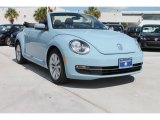 2013 Denim Blue Volkswagen Beetle TDI Convertible #83206467