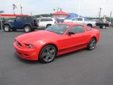 2013 Race Red Ford Mustang V6 Coupe #83206352