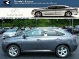 2013 Nebula Gray Pearl Lexus RX 350 AWD #83206043
