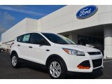 2014 Oxford White Ford Escape S #83263333
