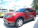 2014 Ruby Red Ford Explorer FWD #83263233