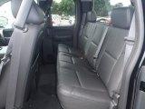 2013 Chevrolet Silverado 1500 LT Extended Cab Rear Seat