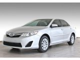 2013 Classic Silver Metallic Toyota Camry LE #83263827