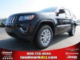 2014 Brilliant Black Crystal Pearl Jeep Grand Cherokee Laredo #83263319