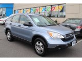 2008 Glacier Blue Metallic Honda CR-V LX #83263823