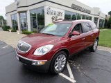 2010 Red Jewel Tintcoat Buick Enclave CXL AWD #83263219