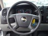 2010 Chevrolet Silverado 1500 Extended Cab Steering Wheel