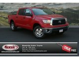 2013 Radiant Red Toyota Tundra TRD CrewMax 4x4 #83263100