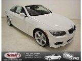 2013 Alpine White BMW 3 Series 335i Convertible #83263405