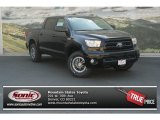 2013 Black Toyota Tundra TRD Rock Warrior CrewMax 4x4 #83263092