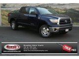 2013 Nautical Blue Metallic Toyota Tundra TRD CrewMax 4x4 #83263090