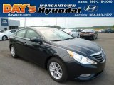 2013 Pacific Blue Pearl Hyundai Sonata GLS #83263711
