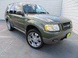 2003 Estate Green Metallic Ford Explorer Sport XLT 4x4 #83263370