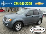 2010 Steel Blue Metallic Ford Escape XLT V6 4WD #83263578