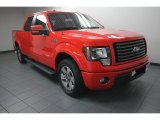 2011 Race Red Ford F150 FX2 SuperCrew #83263497