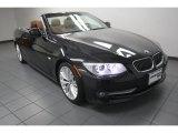 2011 Black Sapphire Metallic BMW 3 Series 335i Convertible #83263489
