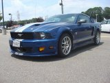 2009 Vista Blue Metallic Ford Mustang GT Coupe #83317007