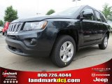 2014 Maximum Steel Metallic Jeep Compass Latitude #83316536
