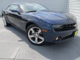 2010 Imperial Blue Metallic Chevrolet Camaro LT/RS Coupe #83316614