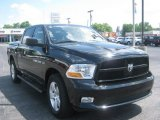 2012 Black Dodge Ram 1500 ST Crew Cab 4x4 #83316972