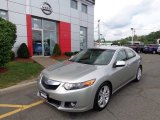 2010 Palladium Metallic Acura TSX V6 Sedan #83316696