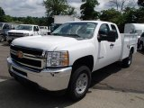2013 Chevrolet Silverado 2500HD Work Truck Extended Cab 4x4 Utility Data, Info and Specs