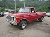 Ford F150 1978 Data, Info and Specs